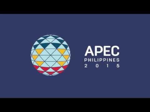 Conferencia de Prensa del Secretario de Economía en APEC 2015, Manila Filipinas