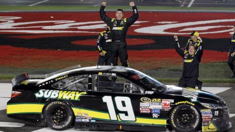 Coca-Cola 600 Highlights - 2015 NASCAR Sprint Cup
