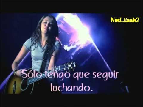 Miley Cyrus - The Climb (Subtitulada Al Español) Official Music Video