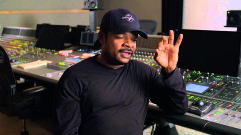 Straight Outta Compton: Director F. Gary Gray Behind the Scenes Movie Interview
