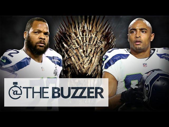 Game of Thrones at Super Bowl Media Day