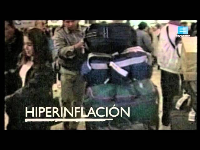 30 años de democracia: Fin del gobierno de Alfonsín - Canal Encuentro