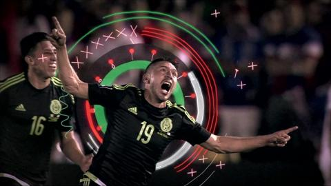 Copa America - Chicharito