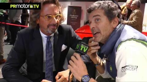 Nuevo local de Centro Porsche Barcelona - Avance Entrevistas en PRMotor TV Channel