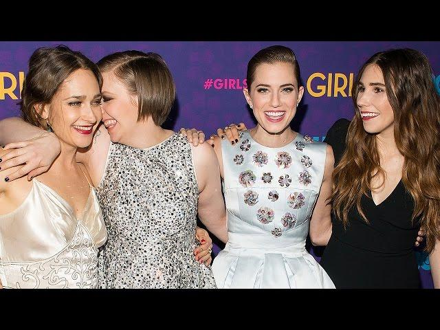 Who in the Cast of Girls Is Most Likely to Steal Food – or Break Wind?   PEOPLE