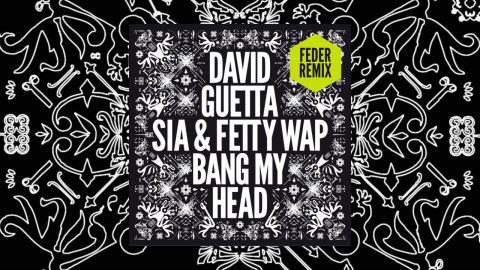 David Guetta - Bang My Head (Feder remix) feat Sia & Fetty Wap