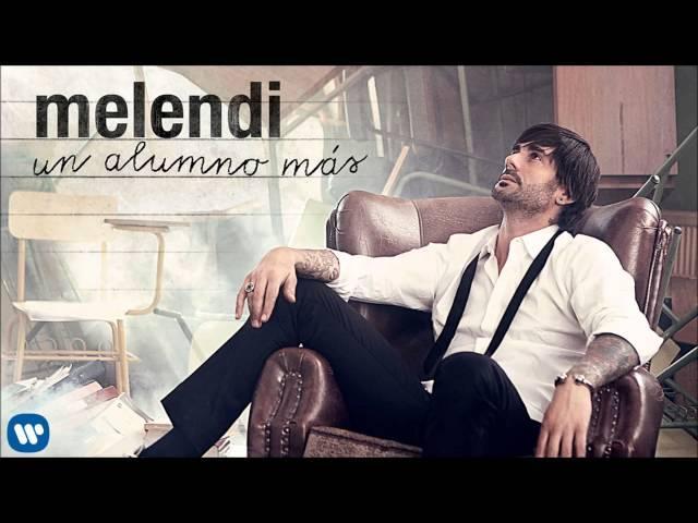 Melendi - La promesa (Audio oficial)