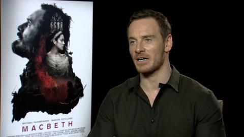 Macbeth: Michael Fassbender Official Movie Interview