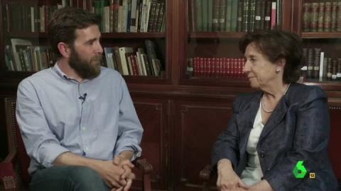 Victoria Prego defiende a los periodistas Cruz Morcillo y Pablo Muñoz