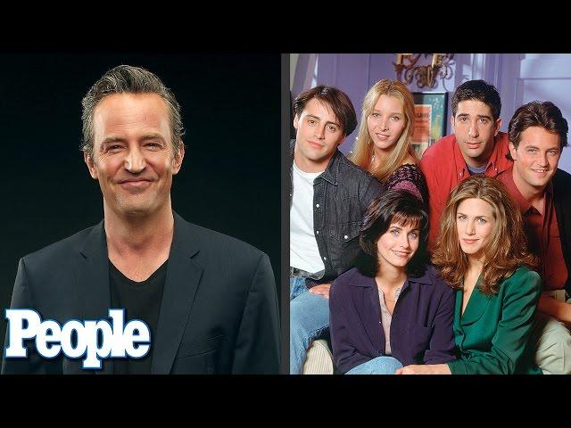 #TBT: Matthew Perry Recites a Most Memorable Friends Line | Chatter | PEOPLE