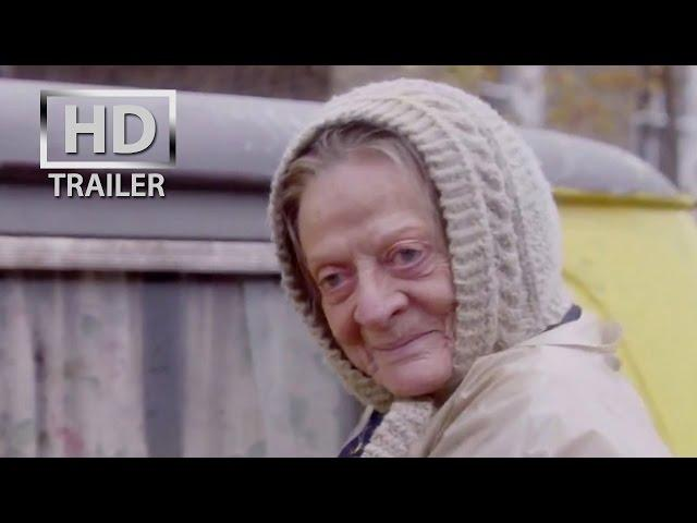 The Lady in the Van |official trailer UK (2015) Maggie Smith