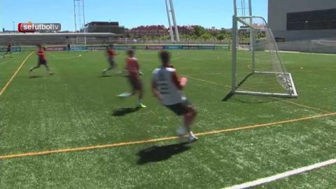 Golazo de la Selección española femenina, al toque