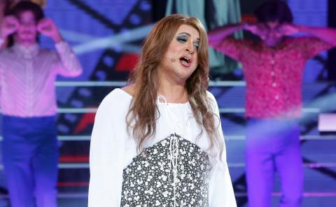 El Sevilla es Jeanette en 'Tu cara me suena'