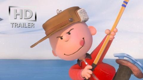 The Peanuts Movie | teaser trailer #4 (2015)