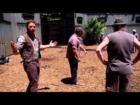 Jurassic World: Chris Pratt's Jurassic Journals: Chris Can't Whistle