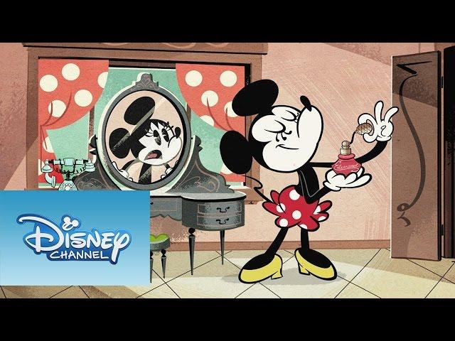 Mickey Mouse: Perfu-Minnie