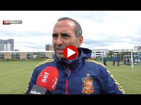 Pedro López analiza el juego de Islandia y nos desvela cómo llega el equipo