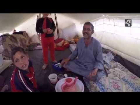Vivir huyendo por los conflictos armados