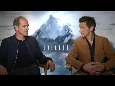 Everest: John Hawkes & Michael Kelly Official Movie Interview
