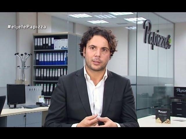 """Paolo Maglia: """"Hostia, qué feo que soy. Mira qué pelo, parezco una oveja"""" - El Jefe Infiltrado"""