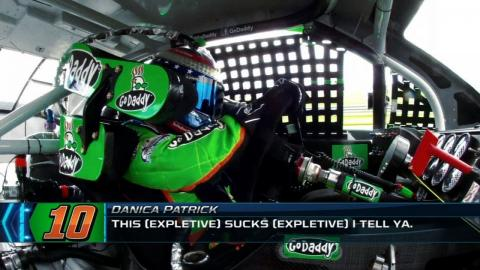 "Radioactive from Indianapolis - ""This [Expletive] Sucks [Expletive] I Tell Ya."" - NASCAR Race Hub"