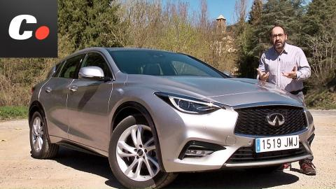 Infiniti Q30 | Prueba / Análisis / Test / Review en español | coches.net