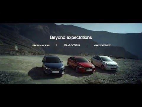 Hyundai 2016 Sedan Line-up Singapore ver.