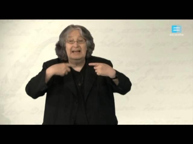30 años de democracia: José Pablo Feinmann - Canal Encuentro