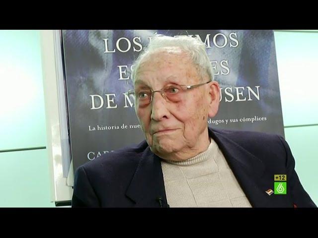 """José Alcubierre: """"El Estado español nunca nos ha reconocido el sufrimiento que tuvimos"""""""