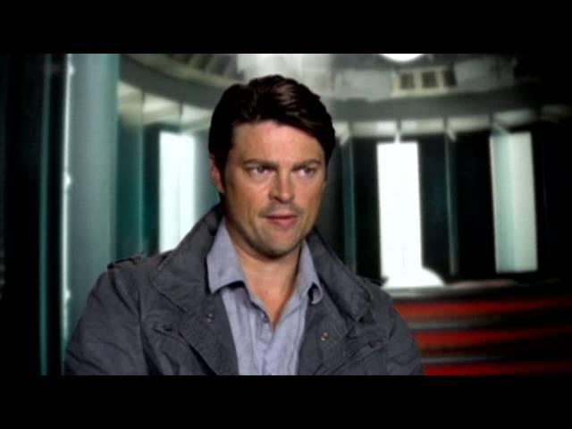 Star Trek: Karl Urban Official Interview