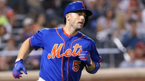 David Wright not letting spinal stenosis stop him from making great comeback