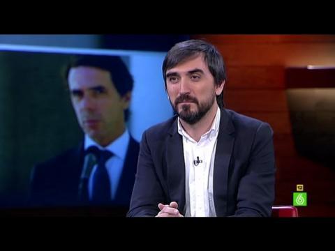Entrevista a Ignacio Escolar en 'El Intermedio' sobre el caso Naseiro