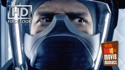 Fantastic Four | official FIRST LOOK clip (2015) Miles Teller Kate Mara