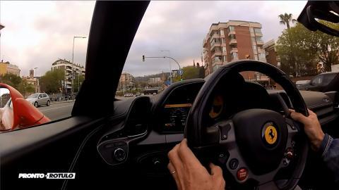 Ferrari 458 Sp vs Ferrari 458 Spider - Cual es la diferencia? Parte 1 Car Wrapping by Pronto Rotulo