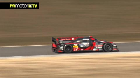 Material Completo! El nuevo Audi R18 del FIA WEC en PRMotor TV Channel