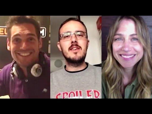 Zapeando - Josep Lobató, Diego Arjona y Martina Klein compiten en el concurso de chistes malos