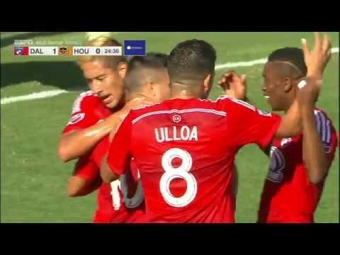 Highlights: FC Dallas 4-1 Houston Dynamo