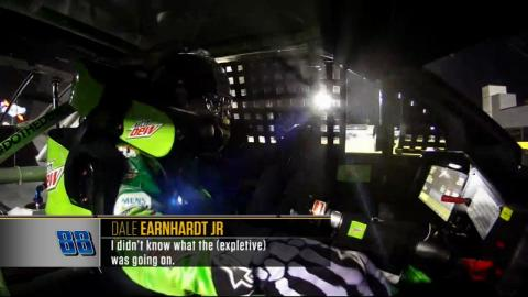 """Radioactive: All-Star - """"I didn't know what the [expletive] was going on."""" - 'NASCAR Race Hub'"""