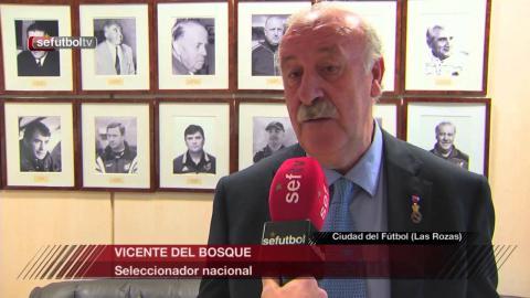 Vicente del Bosque es nombrado Maestrante de Honor de la Caballería de Castilla y León