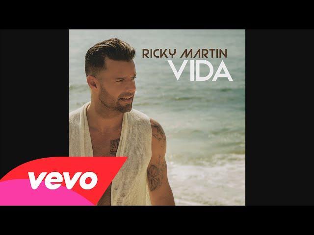 Ricky Martin - Vida (David Cabrera Bahía Mix) (Pseudo Vídeo)