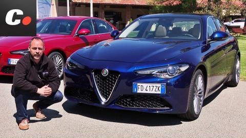 Alfa Romeo Giulia 2016 / Quadrifoglio Verde | Primera Prueba / Review | Contacto | coches.net