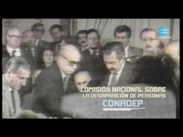 30 años democracia: CONADEP. Juicio a las juntas - Canal Encuentro