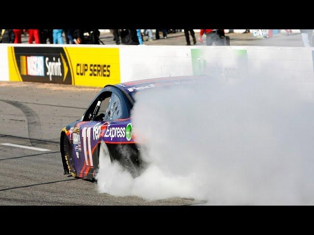 Martinsville Highlights - 2015 NASCAR Sprint Cup