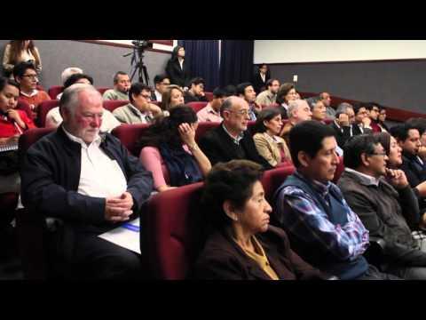 Presentación del libro de Bruno Seminario: El desarrollo de la economía peruana en la era moderna