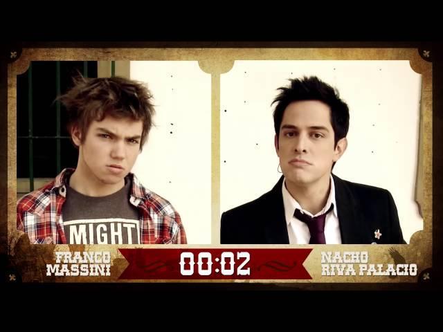 The U-Mix Show: Pestañas Poderosas - Nacho y Franco