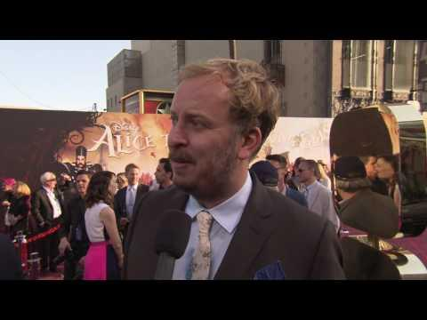 Alice Through the Looking Glass: Director James Bobin Red Carpet US Premiere Interview