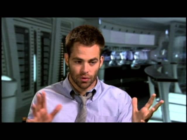 Star Trek: Chris Pine Official Interview