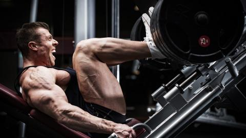 How To Beef Up Your Legs (Lower Body Workout) #Thrive