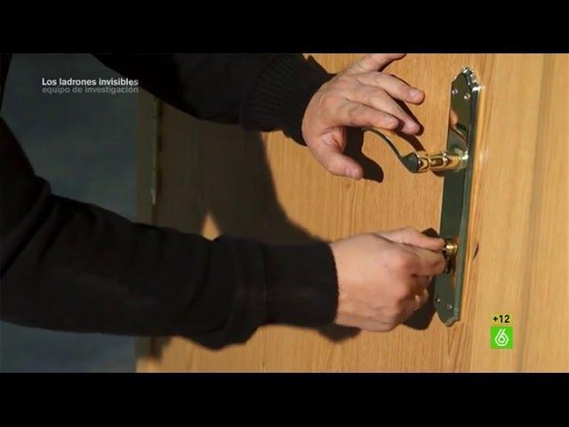 Así roban los ladrones georgianos: sin forzar las cerraduras