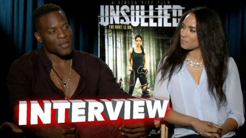 Unsullied Interview with Simeon Rice and Murray Gray